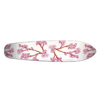 ¡Infierno sí! Flores de cerezo de la marca Patin Personalizado
