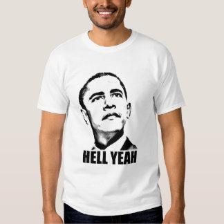 Infierno sí, Obama Polera