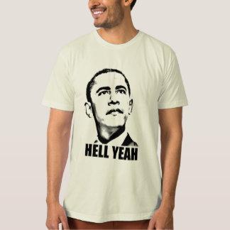 Infierno sí, Obama Remera
