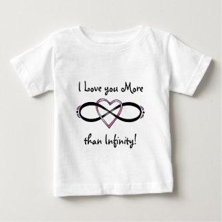 Infinate Love design Baby T-Shirt