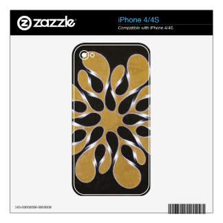Infinate Ribbon, No. 1. Decal For iPhone 4