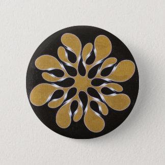 Infinate Ribbon, No. 1. Pinback Button