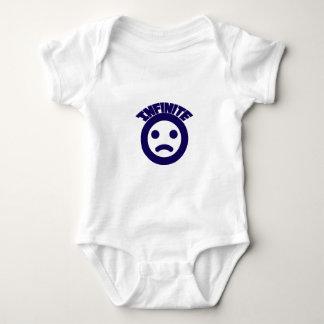 Infinite =( baby bodysuit