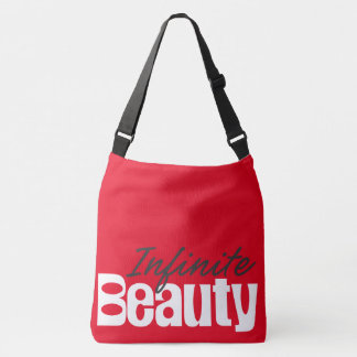 Infinite Beauty Cross-Body Tote Bag