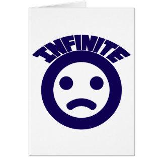Infinite =( card