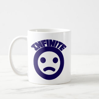 Infinite =( coffee mug