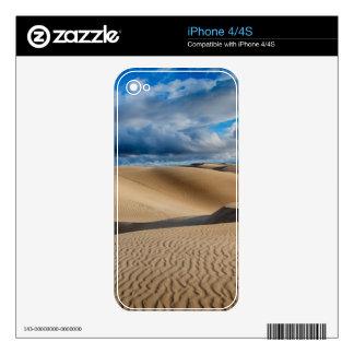 Infinite Dunes iPhone 4 Decals