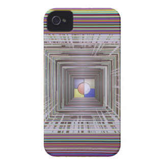 Infinite Eternity Cosmos Universe Space Energy fun iPhone 4 Cover
