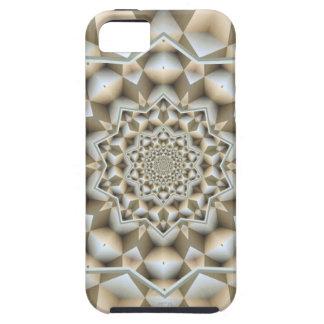 Infinite Geometric Cubes iPhone SE/5/5s Case