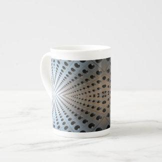 Infinite Holes Bone China Mug