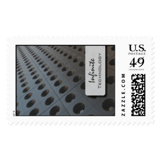 Infinite Holes Business Postage