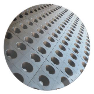 Infinite Holes Plate