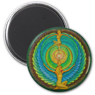 Infinite Isis 2 Inch Round Magnet