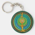 Infinite Isis Keychain