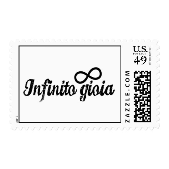 infinite joy postage
