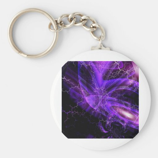 Infinite Layerz Basic Round Button Keychain