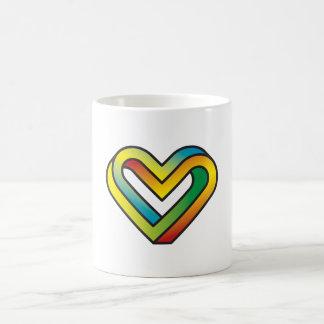 INFINITE LOVE COFFEE MUG