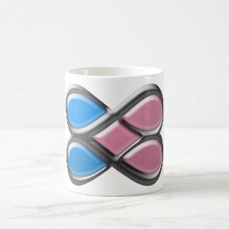 Infinite Love Pastel Reflections Coffee Mug