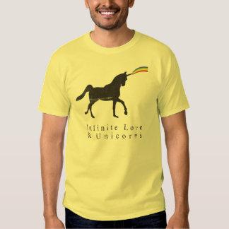 Infinite Love & Unicorns T-shirt