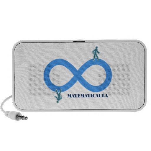 Infinite mathematics gift altavoz
