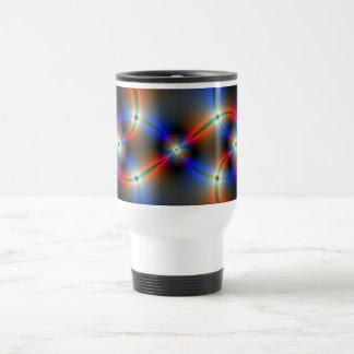 Infinite Neon Travel Mug