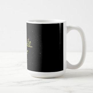 infinite Over finite Coffee Mug