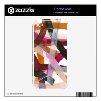 Infinite Path II Decals For iPhone 4S