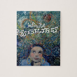 Infinite Possibilities Jigsaw Puzzle