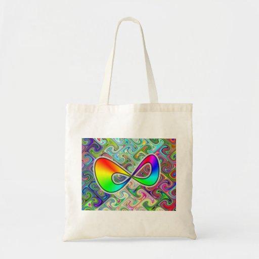 Infinite Rainbow Bag
