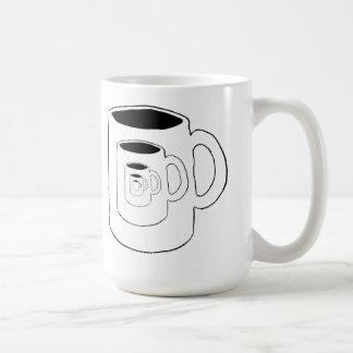 Infinite regression coffee mug
