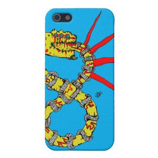 infinite snake iPhone SE/5/5s case