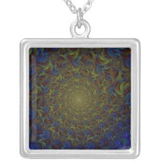Infinite Spirals Necklace