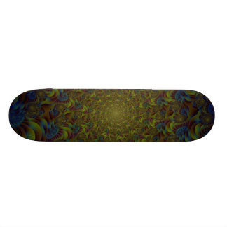 Infinite Spirals Skateboard