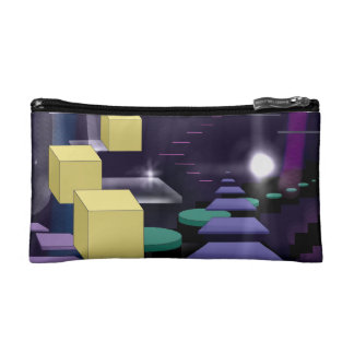 Infinite Staircases Cosmetic Bag