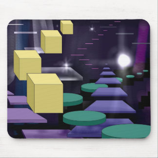 Infinite Staircases Mousepad