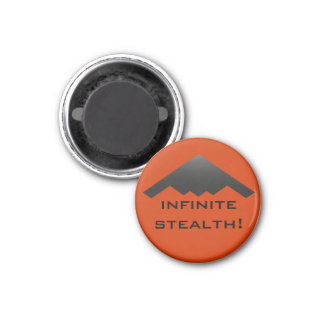 Infinite Stealth 1 Inch Round Magnet