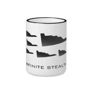 Infinite Stealth Ringer Coffee Mug