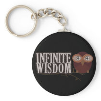 Infinite Wisdom Keychain