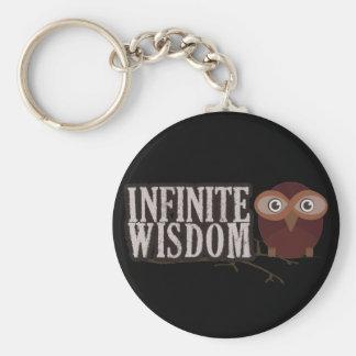 Infinite Wisdom Keychains