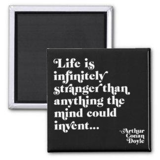 Infinitely Stranger Magnet
