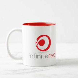 InfiniteRed Logo Mug