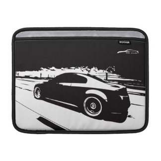 Infiniti G35 Coupe Rolling Shot Macbook Air Sleeve