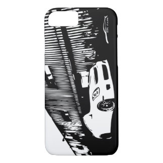 Infiniti G35 Coupe Side shot Graphics iPhone 7 Case