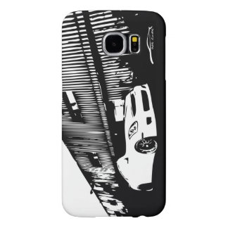Infiniti G35 Coupe Side shot Graphics Samsung Galaxy S6 Cases