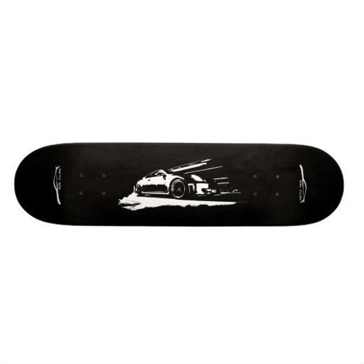 Infiniti G35 Coupe Skateboards
