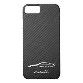 Infiniti G35 Coupe White Silhouette Logo iPhone 7 Case