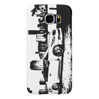 Infiniti G37 Coupe Side Shot Samsung Galaxy S6 Case