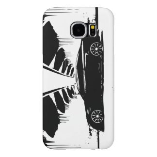 Infiniti G37 Coupe Side Shot Samsung Galaxy S6 Cases