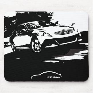 Infiniti G37 Sedan Mouse Pad