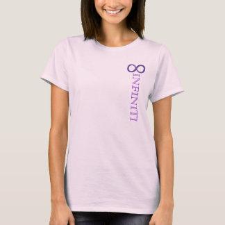 Infiniti Women's Baby Doll Tshirt